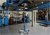 Hydraulický zvedák převodovky 1,0t/2000mm VL10