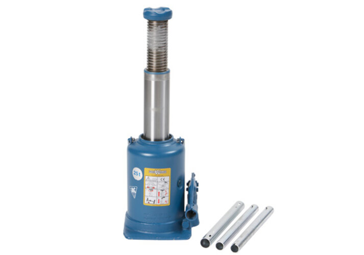 Hydraulický zvedák – panenka 12t/157mm A12–230