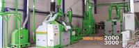 Linka na zpracování kabelů 100kW WIREPRO3000