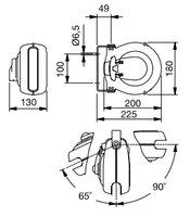 Automatický navíjecí buben slampou 800370
