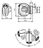 Automatický navíjecí buben slampou 808845
