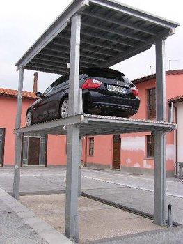 Dvounůžkový zvedák automobilů Giove 3V Giove3V