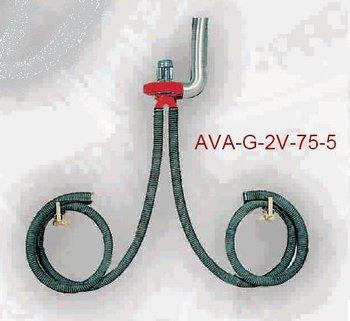 Sada odsávání AVA-G-2V-75–5