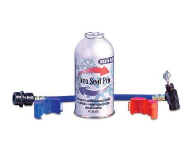 Tekuté těsnění Airco Seal Pro splnicí hadicí a pečetěmi AC2133C