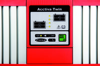 Acctiva Twin 15A FireCAN 952
