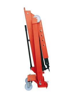 Skl. trojnožka 500kg/dvojčinná pumpa/85mm 1589B