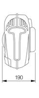 Automatický navíjecí buben sbezpečnostní páskou 808420