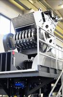 Kladivový mlýn 1×132kW , elektrický pohon, kapacita <2 t/h Z14