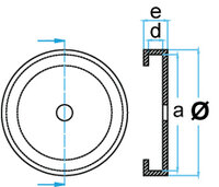 Vhodné pro Hofmann pr.140mm 335022