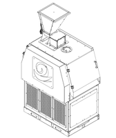 Jemný separátor F50EKO-MT