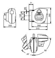 Automatický navíjecí buben slampou 811350