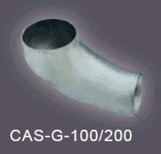 Koleno do podlahy CAS-G-200