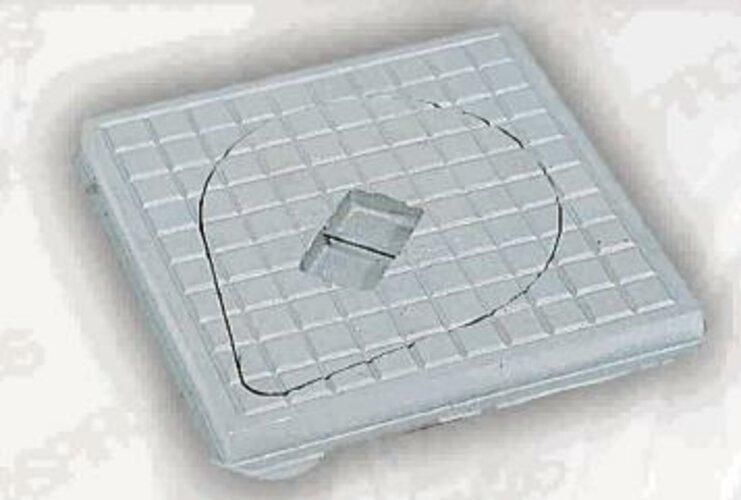 Podlahové víko odsávání PAG-G-200