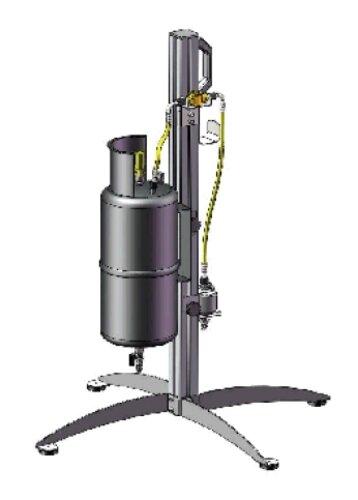 Proplachovací jednotka pro plyn R134a a R1234yf 72401414