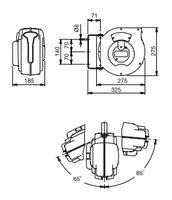 Automatický navíjecí buben slampou 811075