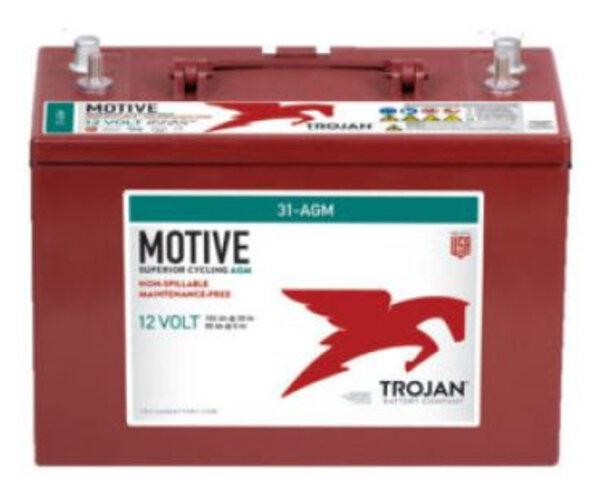 Baterie bez údržby Trojan mod. 31AGM 100Ah ELEVAHBG