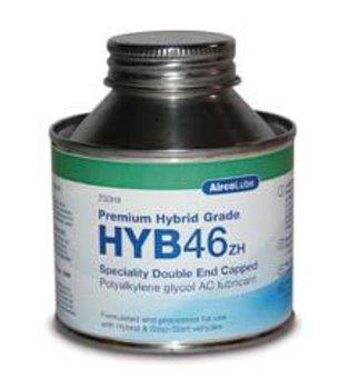 Olej Airco-Lube HYBZH pro hybridní vozy ISO 46 – 250ml plechovka AC52046A