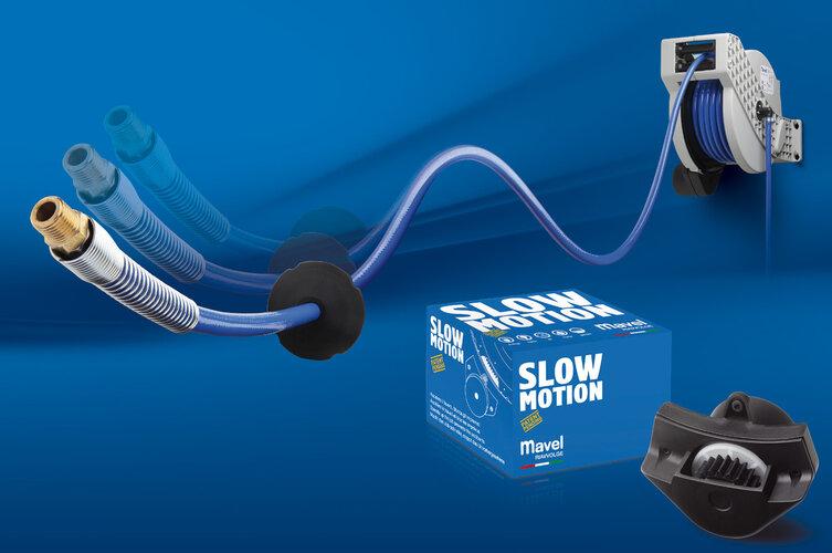 Automatické pomalé navíjení pro Roll Master PLUS 707220