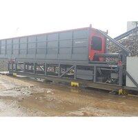 Horizontální plnič lodních kontejnerů Plnič kontejnerů