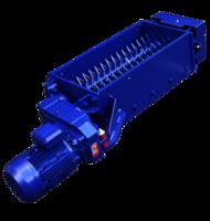 Perforátor PET lahví 5,5kW PET16–2