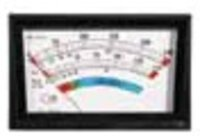 Regloskop/analogový luxometr ALFA 2700