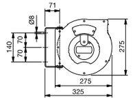 Automatický navíjecí buben na vzduch 804250