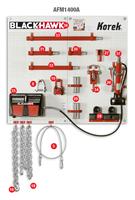 Sada hydrauliky pro rám KOREK + PMP8110 + AFM830A AFM1400A