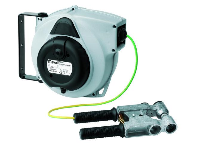 Automatický navíjecí buben elektro 811001