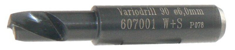 Vrták 8mm do VARIO DRILL WS 90 607013