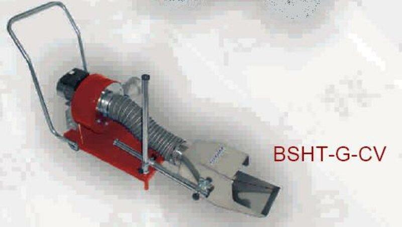 Mobilní odsávací jednotka BSHT-G-CV