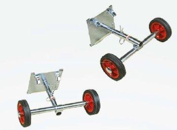 Vozík pro měřící lištu SHARK pro rám KOREK SH103H