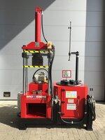 Střihač motorů 5,5kW MW808II-S