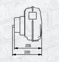 Automatický navíjecí buben elektro 811230