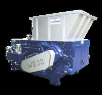Drtič 37kW, kapacita max.2300kg/hod WS30–37