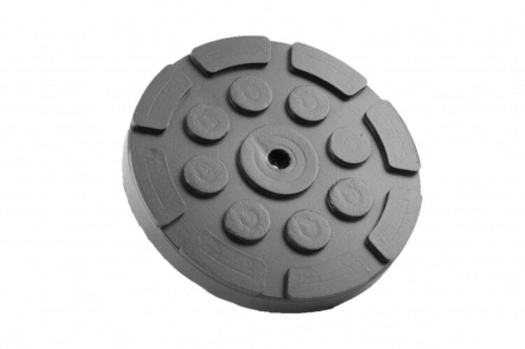 vhodné pro HERMANN 130mm jedna díra 169130