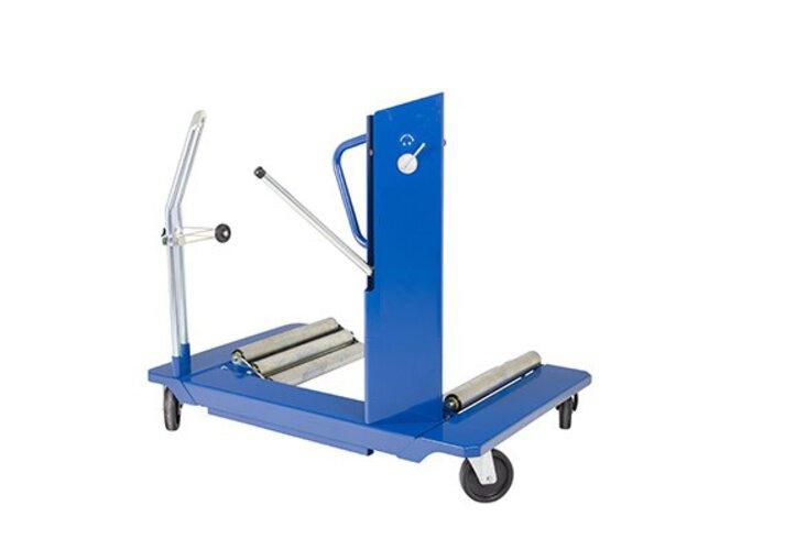 Hydraulický vozík na kola pro zemědělské a stavební stroje WT1500NT-B