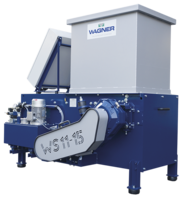 Drtič 15kW, kapacita max.500kg/hod WS15–15
