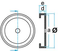 Pro JAB Becker/Hofmann/Hermann/nové provedení 169100