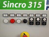 Drtič kabelů SINCRO 315eko SINCRO315EKO