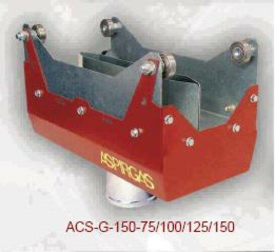 Odsávací vozík ACS-G-150–100