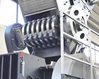 Kladivový mlýn 1×250kW , elektrický pohon, kapacita <5 t/h Z15