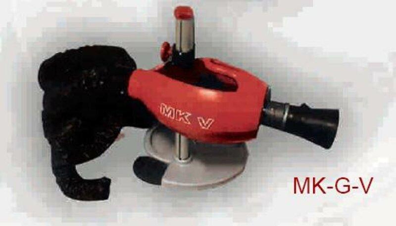 Mobilní odsávací jednotka MK-G-V