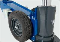 Těžké zvedáky pro těžební a stavební průmysl 100t 460–595mm 100–1L