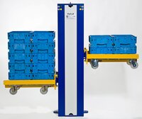ProfiLift 500Duo výška zdvihu 1100mm Standard/PLC/1–30000366