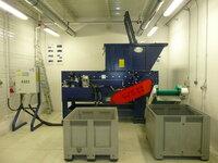 Víko násypky hydraulicky odklápěcí automatické Víko odklápěcí hWS22